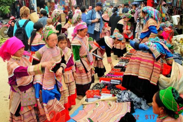 Coc Ly Market, Coc Ly Market Travel, Coc Ly Market Tour