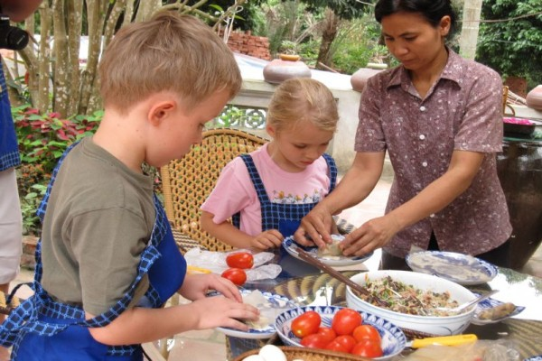 Cooking Class in Moon Garden, Moon Garden, Moon Garden in Hanoi