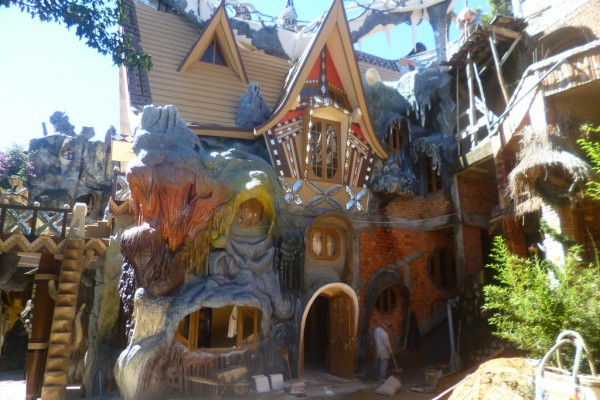 Crazy House, Dalat, Dalat Tour