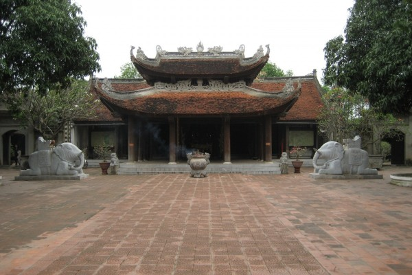 Do Temple, Bac Ninh, Bac Ninh City