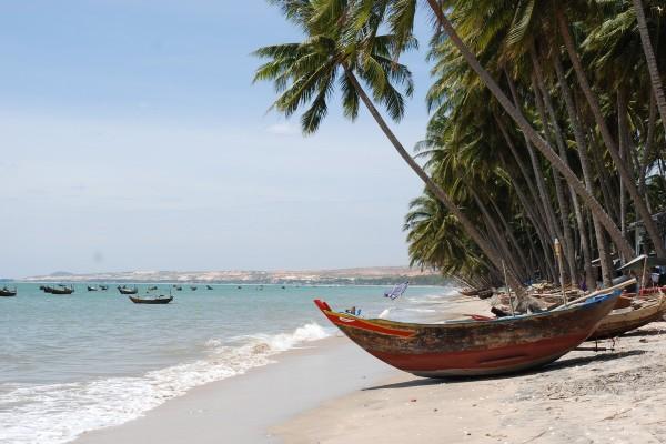 Doi Duong Beach, Doi Duong Beach in Phan Thiet