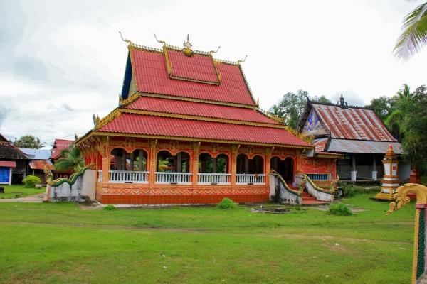 Don Khong Island, Don Khong Island in Laos