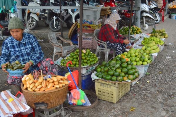Dong Ba Market, Hue, Hue Tour