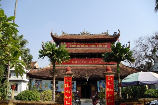 Du Hang Pagoda, Hai Phong, Hai Phong City