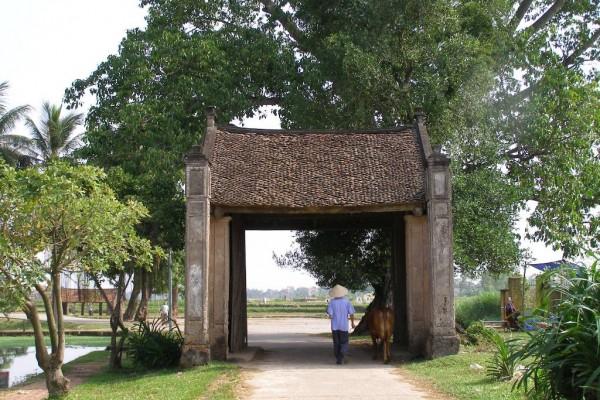 Duong Lam Ancient Village, Son Tay, Hanoi