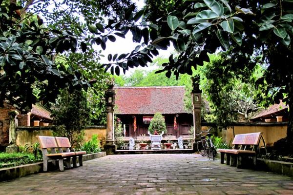 Duong Lam Ancient Village, Duong Lam Ancient Village in Hanoi, Hanoi