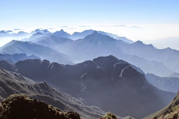 Fansipan Mountain, Fansipan Mountain in Sapa