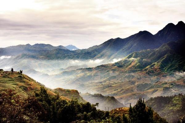Fansipan Mountain, Sapa, Lao Cai