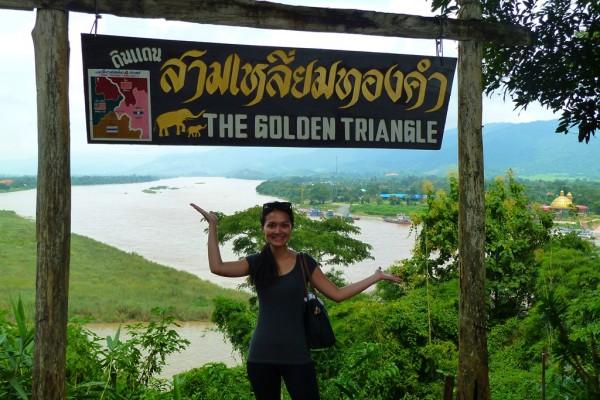 Golden Triangle, Golden Triangle in Thailand, Thailand
