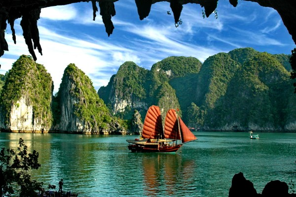 Halong Bay, Halong Bay in Quang Ninh, Quang Ninh Travel