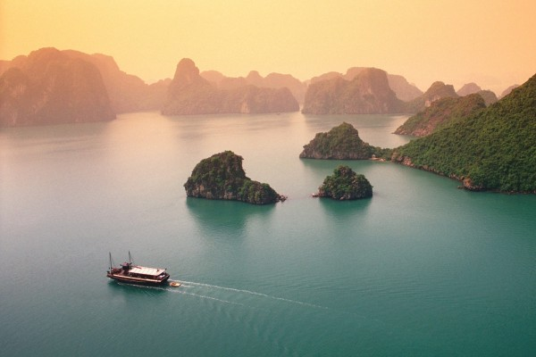Halong Bay, Halong City, Halong Tour