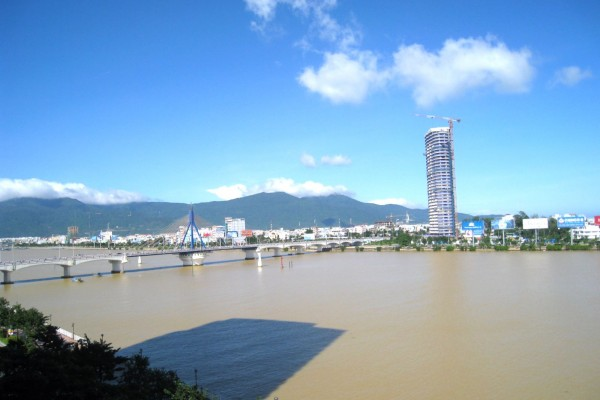 Han River Bridge, Danang, Danang Tour