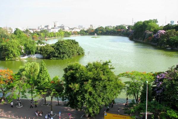 Hoan Kiem Lake, Hanoi Tour, Hanoi City