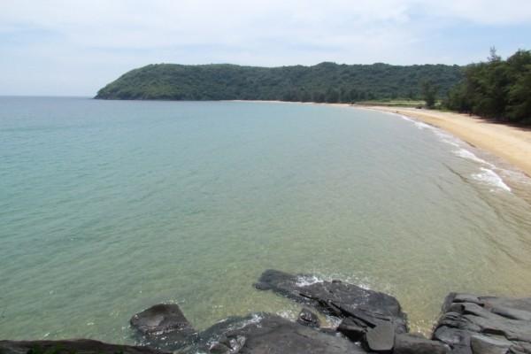 Hon Cau Beach, Con Dao Island, Vung Tau City