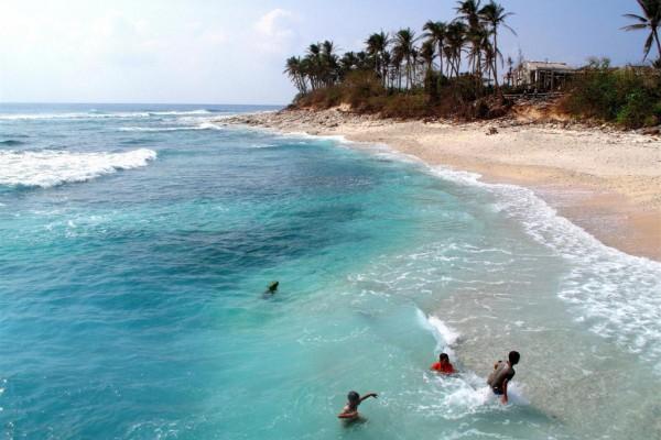Hon Ngoc Beach, Con Dao Island