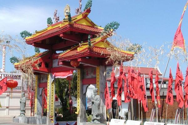 Jui Tui Taoist Temple, Thailand, PhuKet