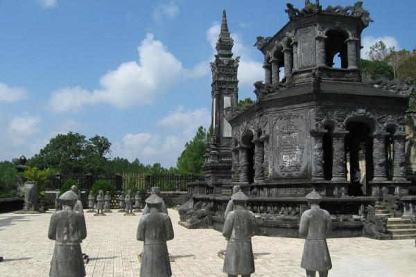 Khai Dinh Tombs, Hue Travel, Hue Hotel