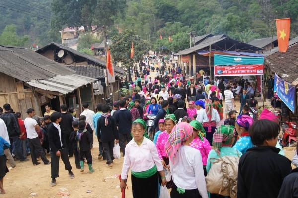 Khau Vai Love Market, Ha Giang, Ha Giang Travel