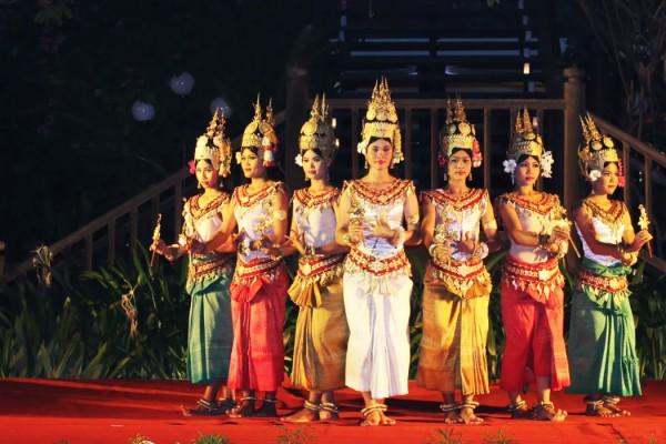 Khmer Apsara Dance Show, Khmer Apsara Dance Show in Siem Reap