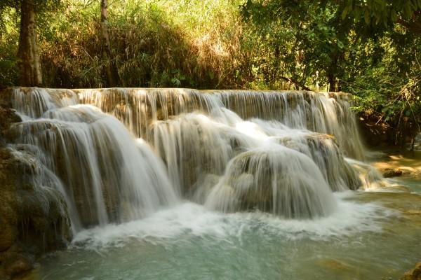 Kuang Si Falls, Luang Prabang, Luang Prabang Travel