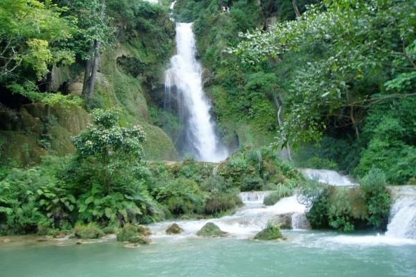 Kuang Si Waterfall, Luang Prabang, Travel to Luang Prabang