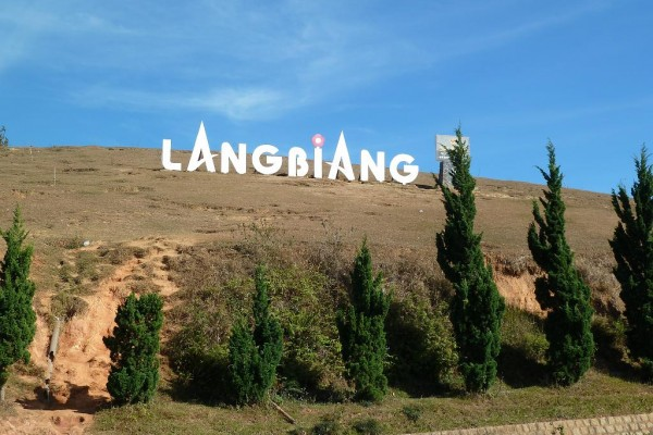 Langbiang Mountain, Dalat, Dalat Mountain