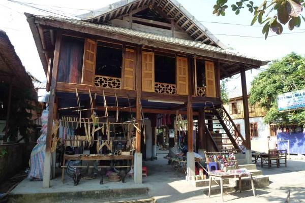 Mai Chau Longhouse