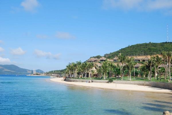 Mot Island, Nha Trang, Nha Trang Beach