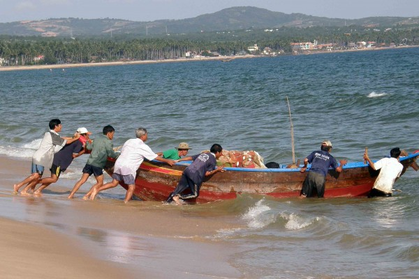 Mui Ne Fishing Village, Mui Ne, Phan Thiet