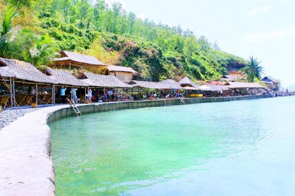 Mun Island, Nha Trang, Nha Trang City
