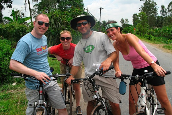 My Tho Bike Tour, My Tho, Ben Tre