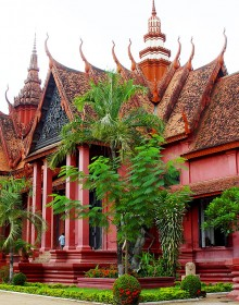 National Museum, Phnom Penh Tour, Phnom Penh Travel