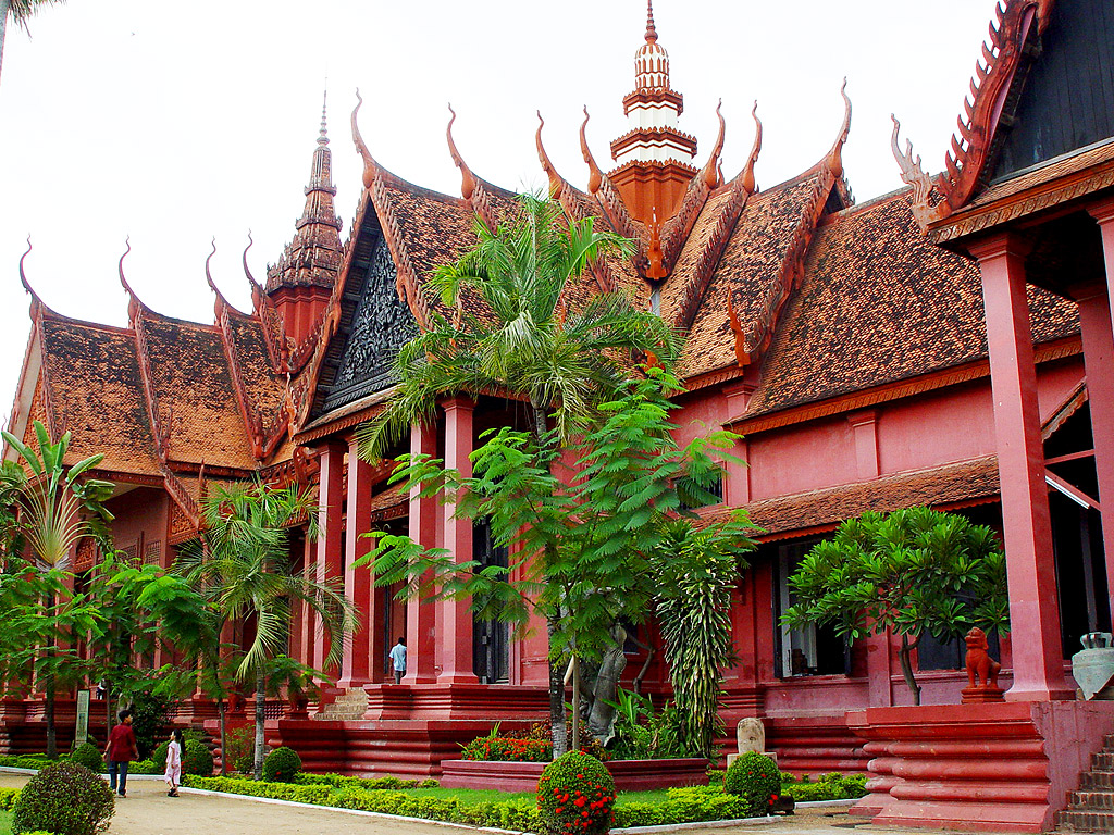 National Museum Travel, Tours about National Museum Phnom Penh
