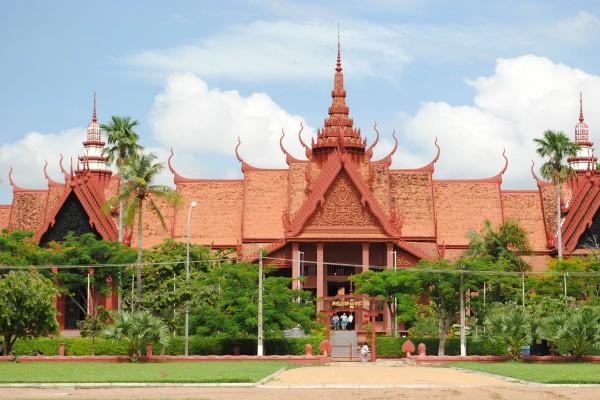 National Museum, Phnom Penh, Phnom Penh Tour