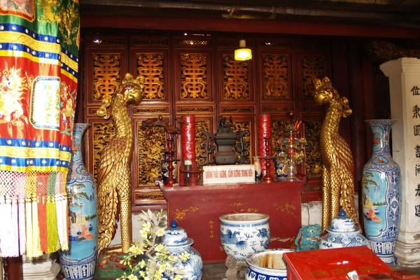 Ngoc Son Temple, Ngoc Son Temple in Hanoi, Ngoc Son Tour