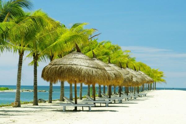 Nha Trang Beach, Nha Trang, Nha Trang City