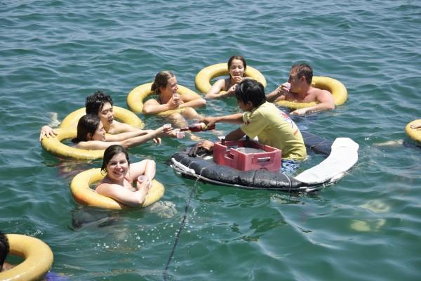 Nha Trang Floating Bar, Nha Trang Tour, Nha Trang Holiday