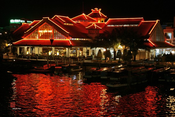Ninh Kieu pier, Can Tho City, Can Tho Highlight
