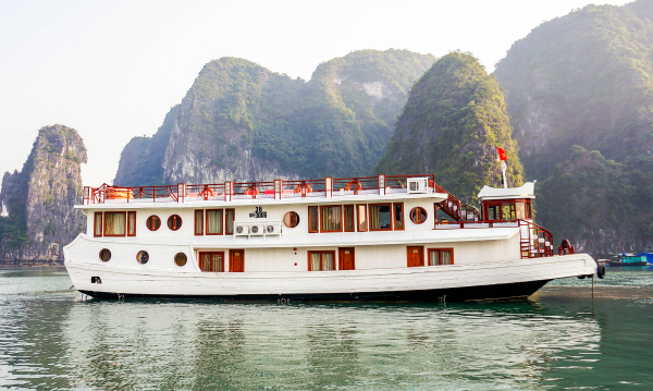 Oriental Sail Cruise, Halong Bay, Halong Bay Boat Trip