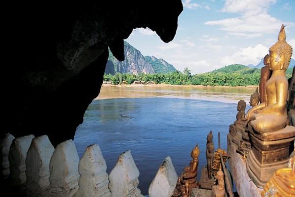 Pak Ou Caves, Pak Ou Caves in Luang Prabang, Luang Prabang Caves