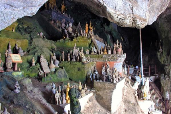 Pak Ou Caves, Pak Ou Caves Tour, Pak Ou Caves Travel