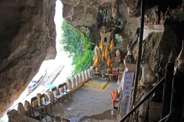 Pak Ou Caves, Luang Prabang Caves, Laos