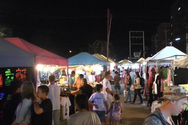 Pattaya Night Market, Pattaya, Thailand
