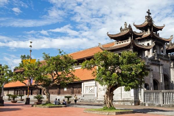 Phat Diem Cathedral, Ninh Binh Tour
