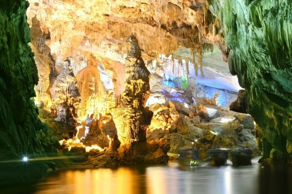 Phong Nha Caves, Phong Nha Caves in Quang Binh