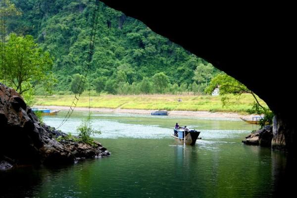 Phong Nha Caves , Phong Nha Ke Bang, Quang Binh