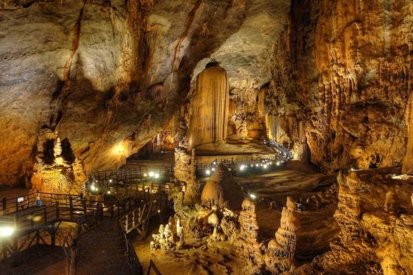 Phong Nha Caves, Phong Nha Ke Bang National Park