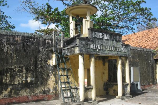 Phu Hai Prison, Con Dao Island, Con Dao Beach