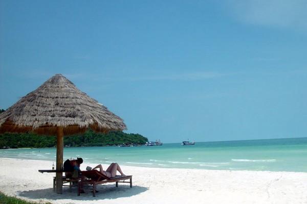 Phu Quoc Beach, Phu Quoc Island, Phu Quoc in Kien Giang