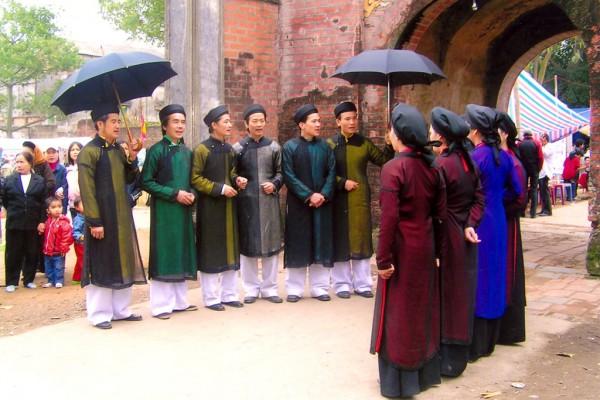 Quan Ho folk song, Bac Ninh